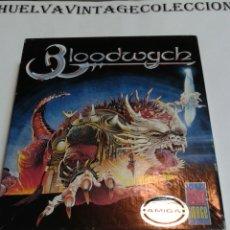 Videojuegos y Consolas: BLOODWYCH,AMIGA,*VINTAGE RPG GAME*. Lote 102982754