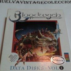 Videojuegos y Consolas: BLOODWYCH, AMIGA, *VINTAGE RPG GAME *, VL.1.. Lote 102983166