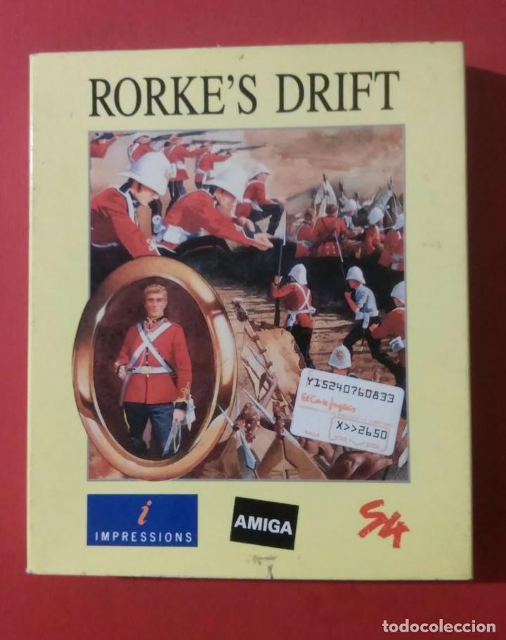 RORKE'S DRIFT AMIGA VIDEOJUEGO (Juguetes - Videojuegos y Consolas - Amiga)