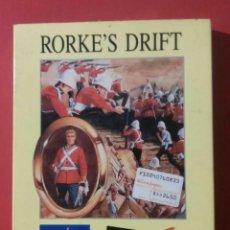 Videojuegos y Consolas: RORKE'S DRIFT AMIGA VIDEOJUEGO. Lote 104928515