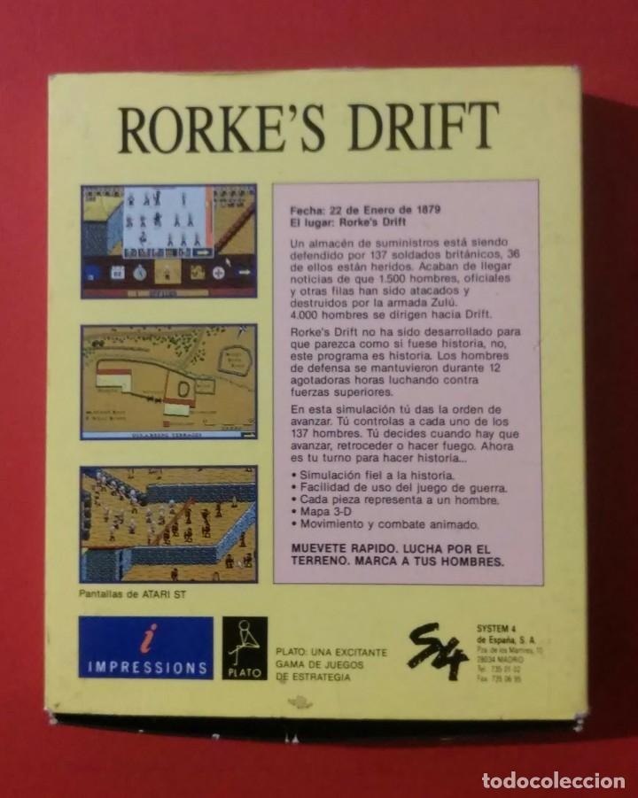 Videojuegos y Consolas: rorkes drift amiga videojuego - Foto 2 - 104928515