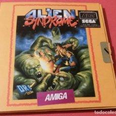 Videojuegos y Consolas: VIDEOJUEGO ALIEN SYNDROME SEGA 1987 COLECCIONISTA. Lote 105377803