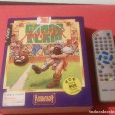 Videojuegos y Consolas: VIDEOJUEGO GRAND SLAM MONSTER AMIGA COLECCIONISTAS. Lote 105390747