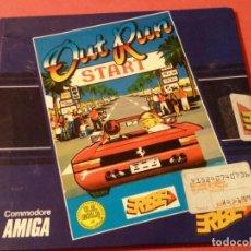 Videojuegos y Consolas - videojuego out run coleccionista completo commodore amiga - 105864115