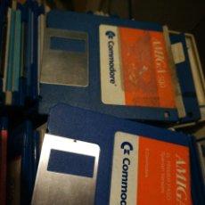 Videojuegos y Consolas: DISKETTE COMMODORE AMIGA 500 EL PRIMER PASO. Lote 112269615
