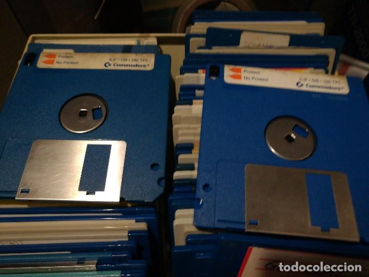 Videojuegos y Consolas: Diskette commodore amiga 500 el primer paso - Foto 2 - 112269615