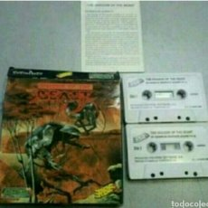 Videojuegos y Consolas: SHADOW OF THE BEAST ORIGINAL AMSTRAD ERBE ESPAÑA. Lote 113604144
