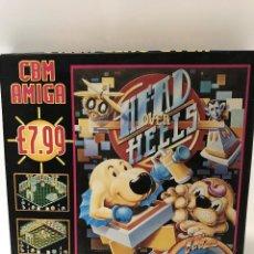 Videojuegos y Consolas: AMIGA -HEAD OVER HEELS. Lote 114530627