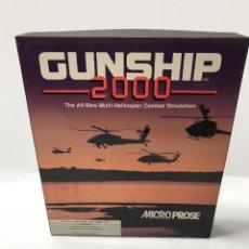 Videojuegos y Consolas: AMIGA -GUNSHIP 2000. Lote 114530735