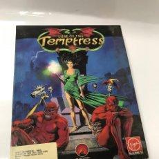 Videojuegos y Consolas: AMIGA -LURE OF TEMTRESS. Lote 114531203