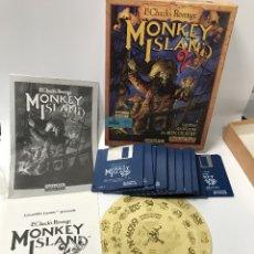 Videojuegos y Consolas: AMIGA -MONKEY ISLAND 2. Lote 114531607