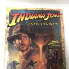 Videojuegos y Consolas: INDIANA JONES AND THE FATE OF ATLANTIS. Lote 114531951