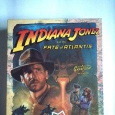 Videojuegos y Consolas: INDIANA JONES AND THE FATE OF ATLANTIS. Lote 115508419