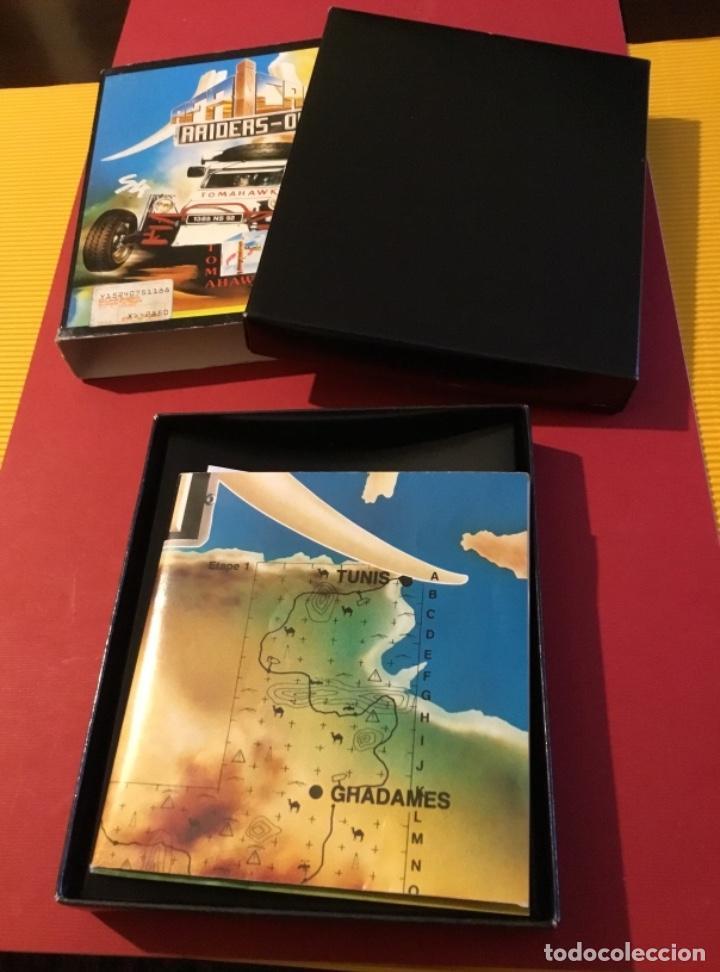 Videojuegos y Consolas: Videojuego african raiders amiga edición coleccionista caja - Foto 5 - 117178499