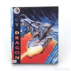 Videojuegos y Consolas: ST DRAGON / REPRO / DISKETTE 3½ CBM COMMODORE AMIGA SPOOF DISK REPRODUCCION CASERA JUEGO NO ORIGINAL. Lote 117390047