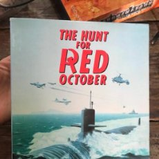 Videojuegos y Consolas: THE HUNT FOR RED OCTOBER PARA AMIGA - COMPLETO. Lote 118951687