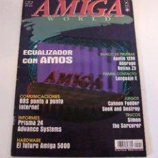 Videojuegos y Consolas: REVISTA AMIGA WORLD NUMERO 54. Lote 119437499