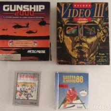 Videojuegos y Consolas: LOTE JUEGOS COMMODORE AMIGA Y ATARI ST. Lote 126555531
