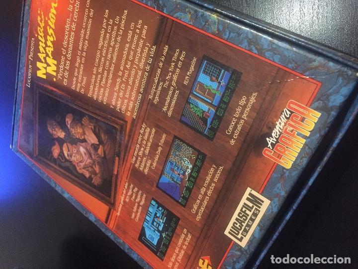 Videojuegos y Consolas: Juego Maniac Mansion - Foto 6 - 134342394