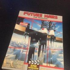 Videojuegos y Consolas: JUEGO FUTURE WARS. Lote 134834606