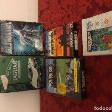Videojuegos y Consolas: 5 JUEGOS AMIGA. Lote 139152646
