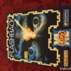 Videojuegos y Consolas: JUEGO AMIGA FLASHBACK. Lote 139925406