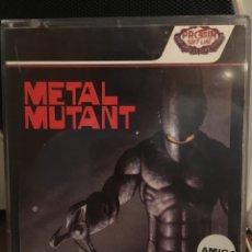 Videojuegos y Consolas: METAL MUTANT-PARA COMMODORE AMIGA-SILMARILS-COMODORE. Lote 141263146