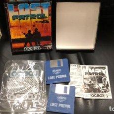 Videojuegos y Consolas: JUEGO AMIGA LOST PATROL. Lote 145026178