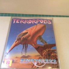 Videojuegos y Consolas: TERRORPODS AMIGA. Lote 145307912