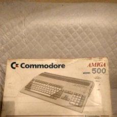 Videojuegos y Consolas: COMMODORE AMIGA MODELO 500. Lote 146609686