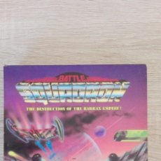 Videojuegos y Consolas: BATTLE SQUADRON-COMMODORE AMIGA-CAJA-BOX-INNERPRISE SOFTWARE-AÑO 1989-MUY DIFÍCIL.. Lote 150511126
