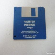 Videojuegos y Consolas: FIGHTER MISSION - COMMODORE AMIGA - VIDEOJUEGO CLÁSICO - EN DISKETTE - RETRO, VINTAGE . Lote 151087798