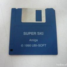 Videojuegos y Consolas: SUPER SKI - COMMODORE AMIGA - VIDEOJUEGO CLÁSICO - EN DISKETTE - RETRO, VINTAGE . Lote 151088490