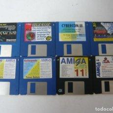 Videojuegos y Consolas: VARIAS APLICACIONES PROGRAMAS - COMMODORE AMIGA - APLICACIÓN CLÁSICA - EN DISKETTE - RETRO, VINTAGE . Lote 151089994