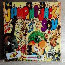 Videojuegos y Consolas: JUMPING JACK SON-COMMODORE AMIGA-INFOGRAMES-AÑO 1990-NUEVO SIN ESTRENAR.. Lote 152349902