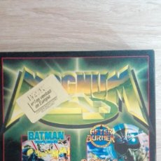Videojuegos y Consolas: MAGNUM 4-OPERATION WOLF-DOUBLE DRAGON-AFTER BURNER-BATMAN-OCEAN-AÑO 1989-COMMODORE AMIGA-NUEVO.. Lote 152580502