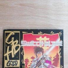 Videojuegos y Consolas: SWITCHBLADE II-COMMODORE AMIGA-CAJA-BOX-AÑO 1991-NUEVO SIN ESTRENAR.. Lote 152581358