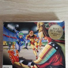 Videojuegos y Consolas: SPEEDBALL-COMMODORE AMIGA-CAJA-BOX-THE BITMAP BROTHERS-MIRRORSOFT-AÑO 1988-FULL EQUIP. Lote 152604050