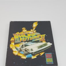 Videojuegos y Consolas: VIDEOJUEGO BACK TO THE FUTURE PART II 1990 IMAGE WORKS GAME DISKETTE CONSOLA AMIGA. Lote 153498726