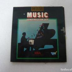 Videojuegos y Consolas: DELUXE MUSIC / COMMODORE AMIGA / DISKETTE. Lote 154460734
