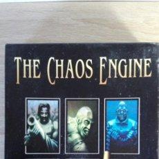 Videojuegos y Consolas: THE CHAOS ENGINE-COMMODORE AMIGA-THE BITMAP BROTHERS-AÑO 1992-CAJA BOX FULL EQUIP-A ESTRENAR. Lote 154512038