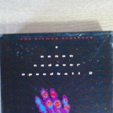 Videojuegos y Consolas: THE BITMAP BROTHERS-VOLUME I-COMMODORE AMIGA-CAJA-AÑO 1992-XENON-CADAVER-SPEEDBALL 2-SIN ESTRENAR. Lote 154550622