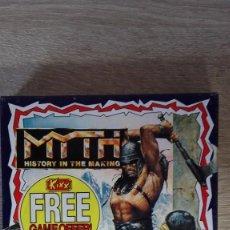 Videojuegos y Consolas: MYTH-COMMODORE AMIGA-AÑO 1989-CAJA BOX-NUEVO A ESTRENAR. Lote 160151794