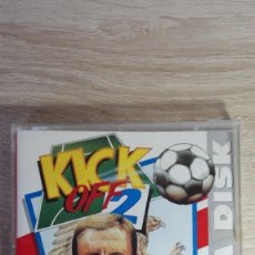 Videojuegos y Consolas: WINNING TACTICS-DATA DISK KICK OFF 2-PLAYER MANAGER-COMMODORE AMIGA-ANCO-1991. Lote 161388458