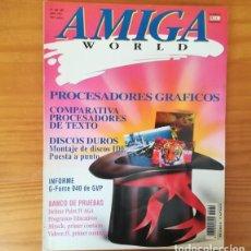 Jeux Vidéo et Consoles: REVISTA AMIGA WORLD 42, ABRIL 1993. DISCOS DUROS, G-FORCE, DELUXE PAINT IV.... Lote 163447702