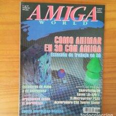 Jeux Vidéo et Consoles: REVISTA AMIGA WORLD 47, OCTUBRE 1993. ANIMACION 3D, WORKBENCH, SUPRATURBO 28.... Lote 163447766