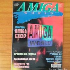 Jeux Vidéo et Consoles: REVISTA AMIGA WORLD 49, DICIEMBRE 1993. CD32, GRAFICOS 3D, PROBOARD 3.0, AREXX.... Lote 163447810
