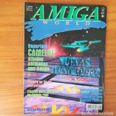 Jeux Vidéo et Consoles: REVISTA AMIGA WORLD 50, ENERO 1994. CAMELOT, MORPHING, GENLOCK, MULTIFACECARD3.... Lote 163447846