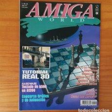 Jeux Vidéo et Consoles: REVISTA AMIGA WORLD 53, ABRIL 1994. REAL 3D, SIMON THE SORCERER, SETTLERS, OVERDRIVE.... Lote 163447926