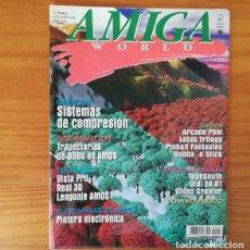 Jeux Vidéo et Consoles: REVISTA AMIGA WORLD 56, JULIO/AGOSTO 1994. BUBBA N STICK, PINBALL FANTASIES, AMOS.... Lote 163448002